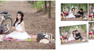 Album chụp hình cưới điễm & như 11