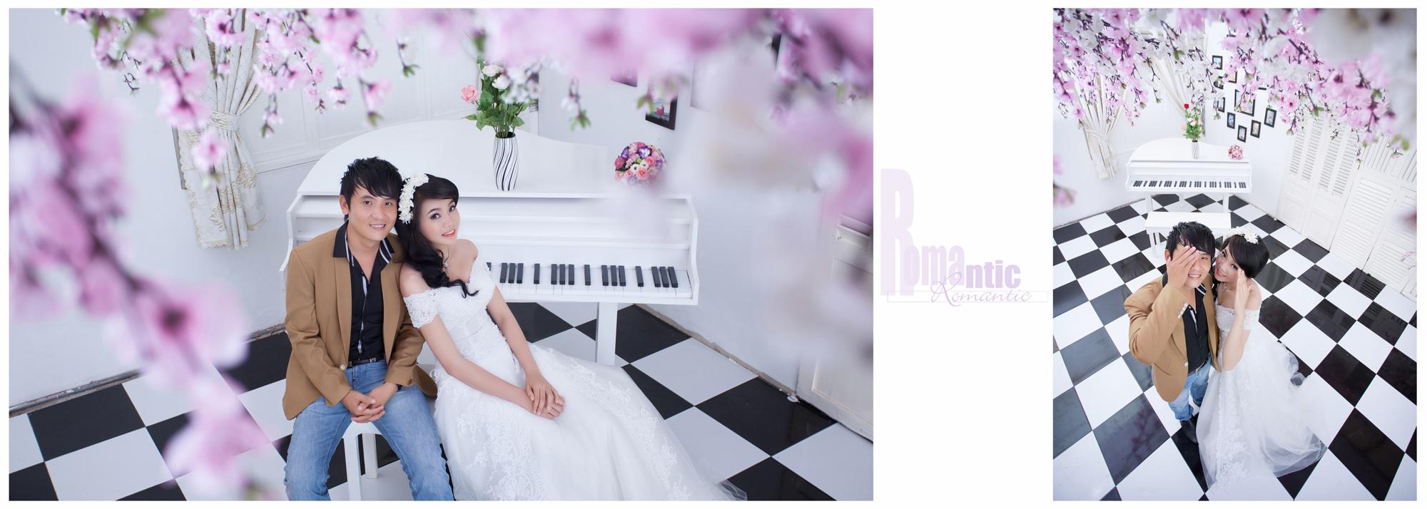 Album chụp hình cưới điễm & như 16