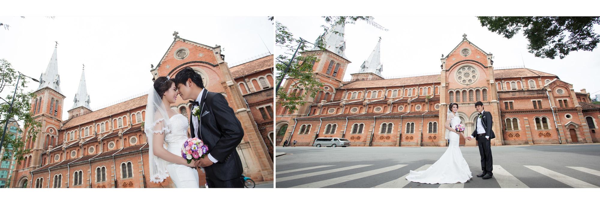 Album chụp hình cưới điễm & như 3