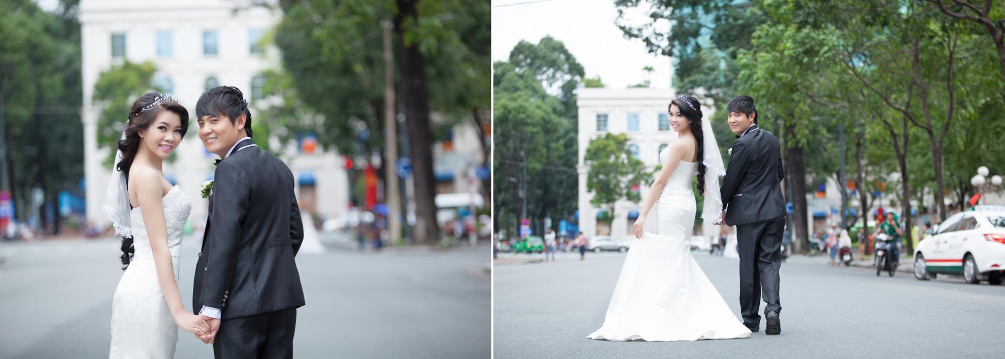 Album chụp hình cưới điễm & như 7