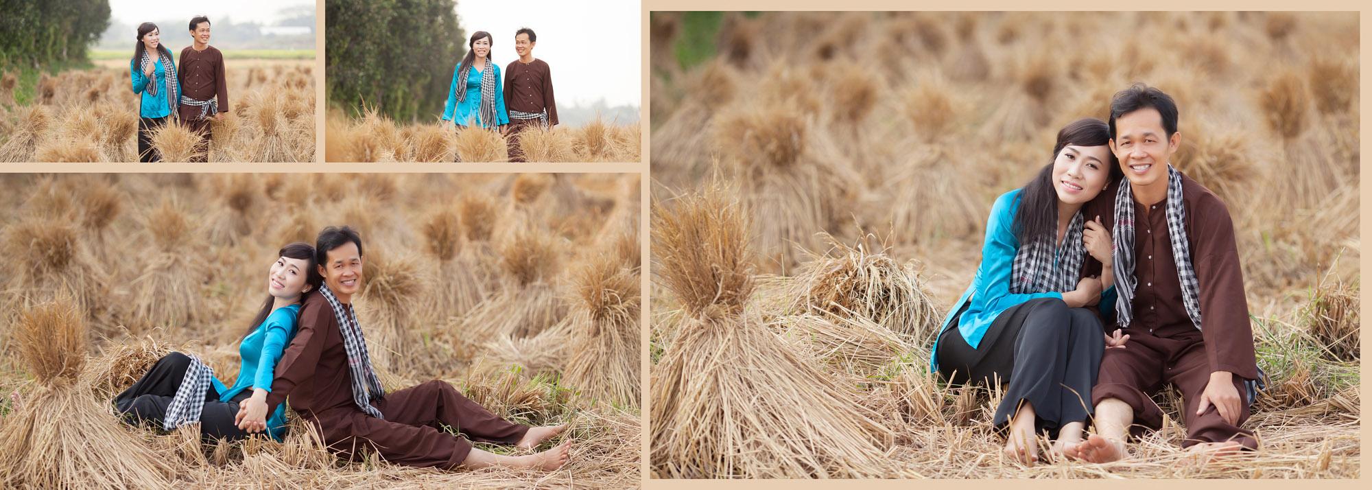 Album chụp hình cưới Hoàng và My 1