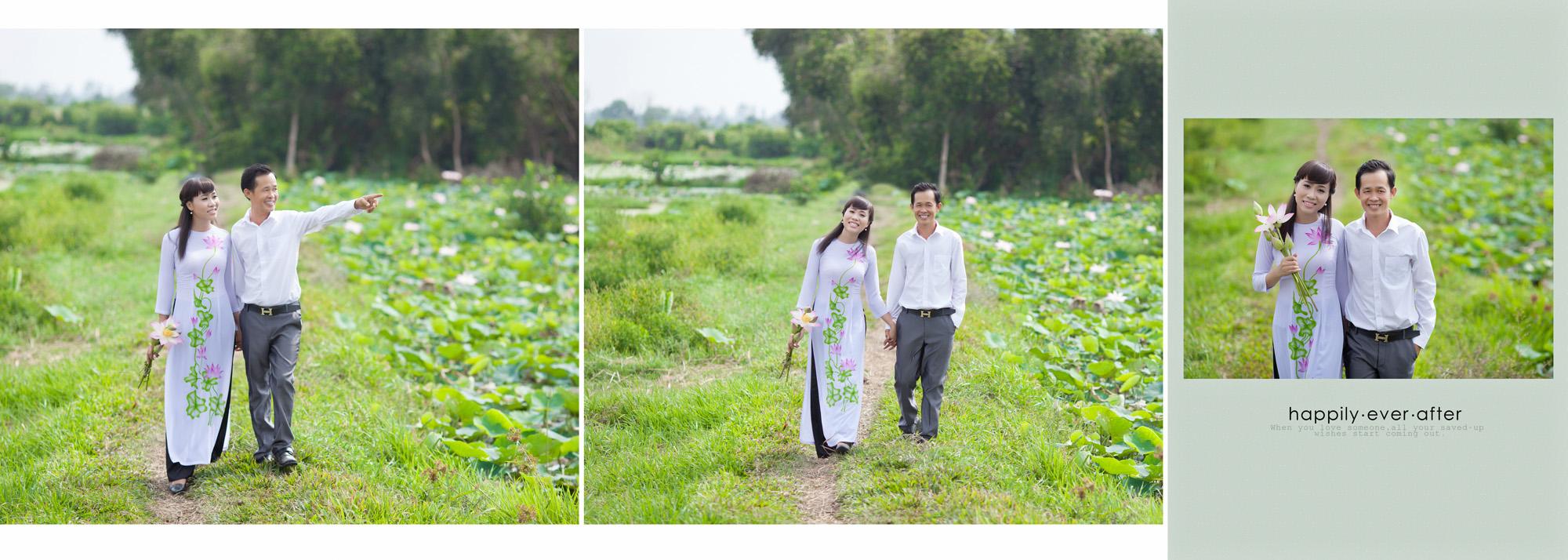 Album chụp hình cưới Hoàng và My 4