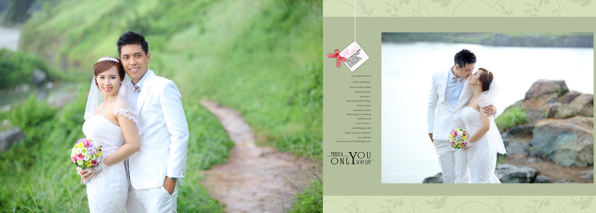 Album chụp hình cưới Quang và Thủy 12