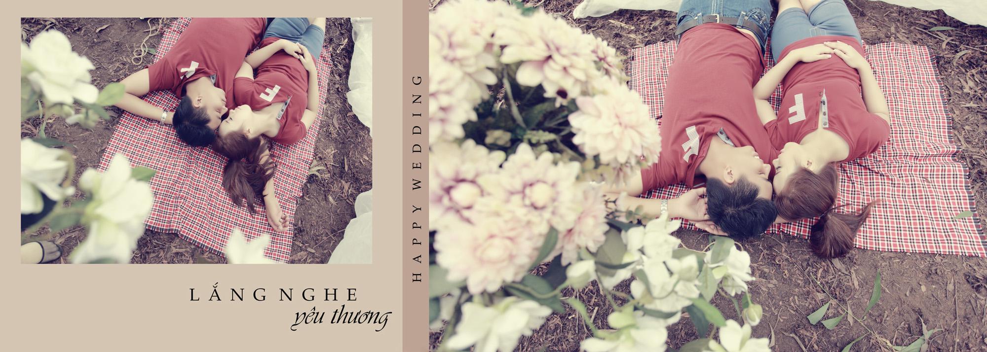 Album chụp hình cưới Quang và Thủy 3