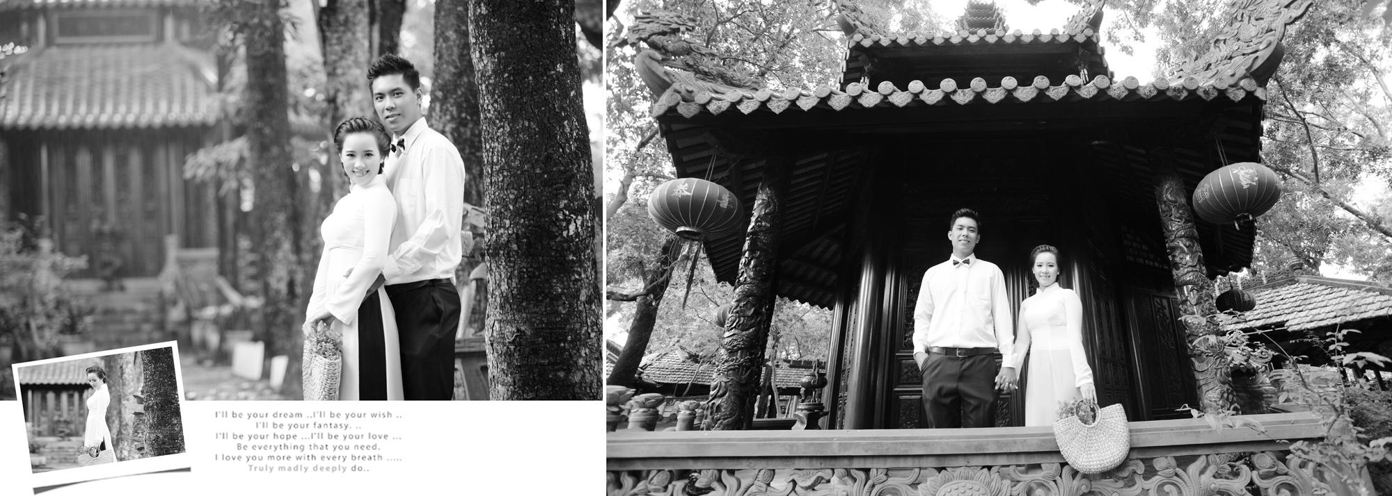 Album chụp hình cưới Quang và Thủy 7