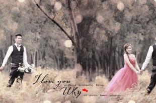 Album chụp hình cưới Quang và Thủy 8