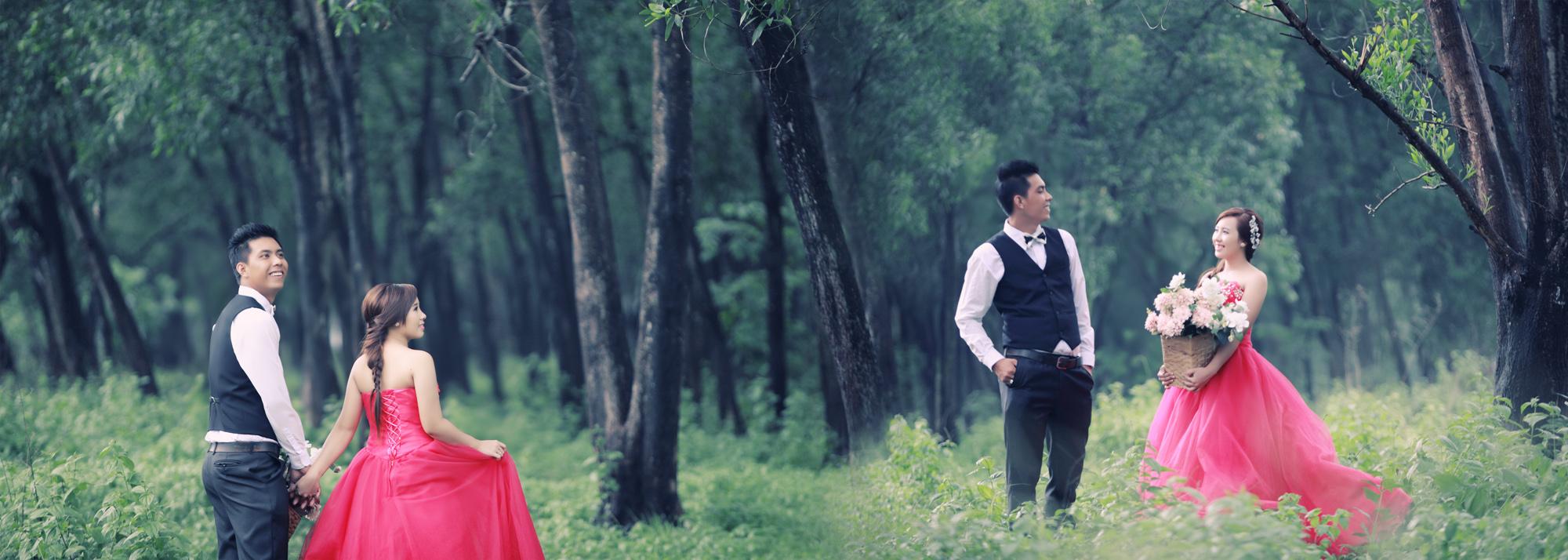Album chụp hình cưới Quang và Thủy 9