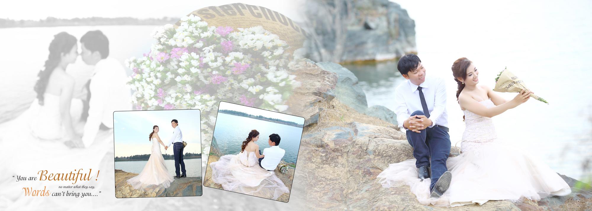 Album chụp hình cưới Trung và Diễm 10