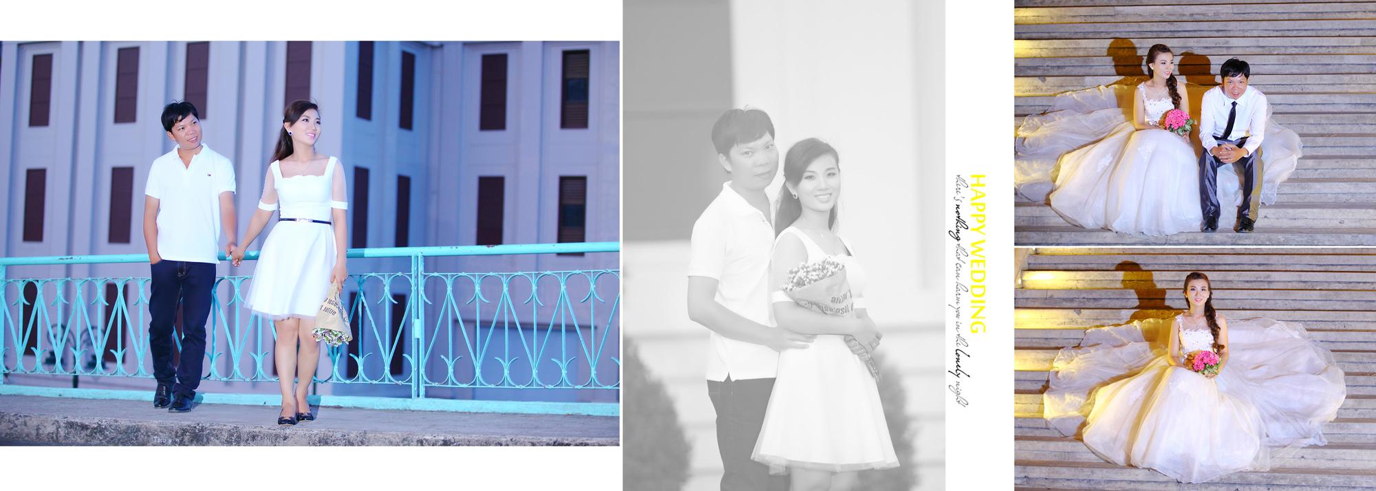 Album chụp hình cưới Trung và Diễm 12