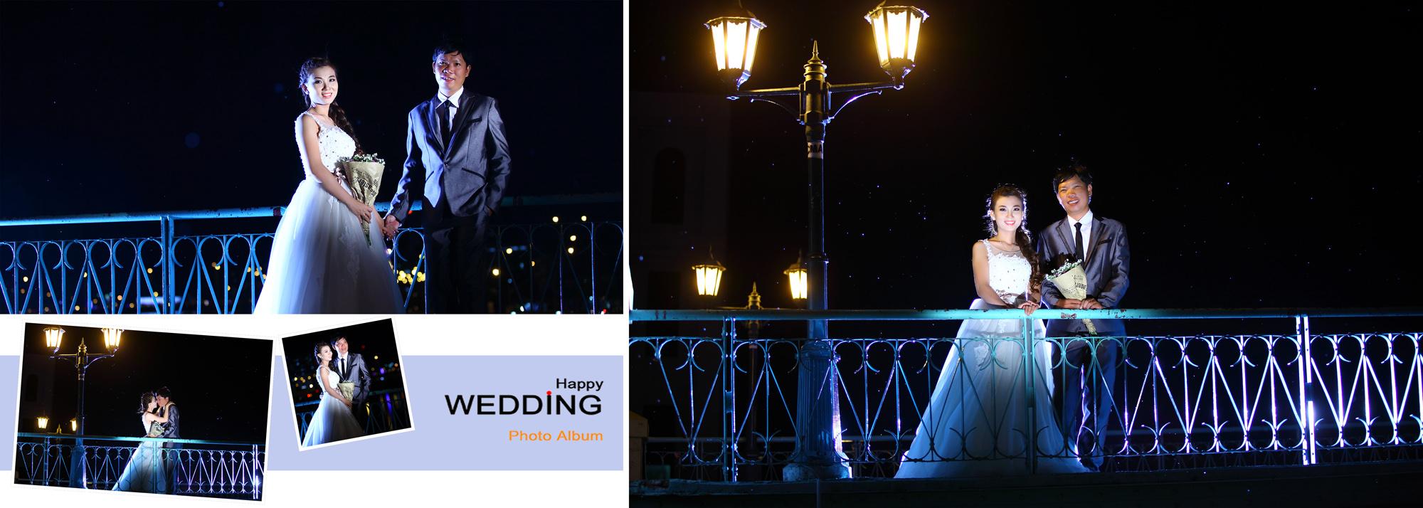 Album chụp hình cưới Trung và Diễm 13