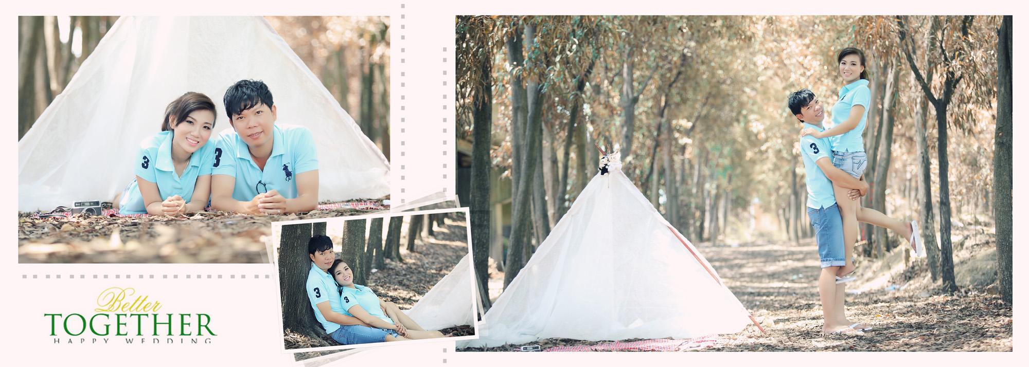 Album chụp hình cưới Trung và Diễm 3