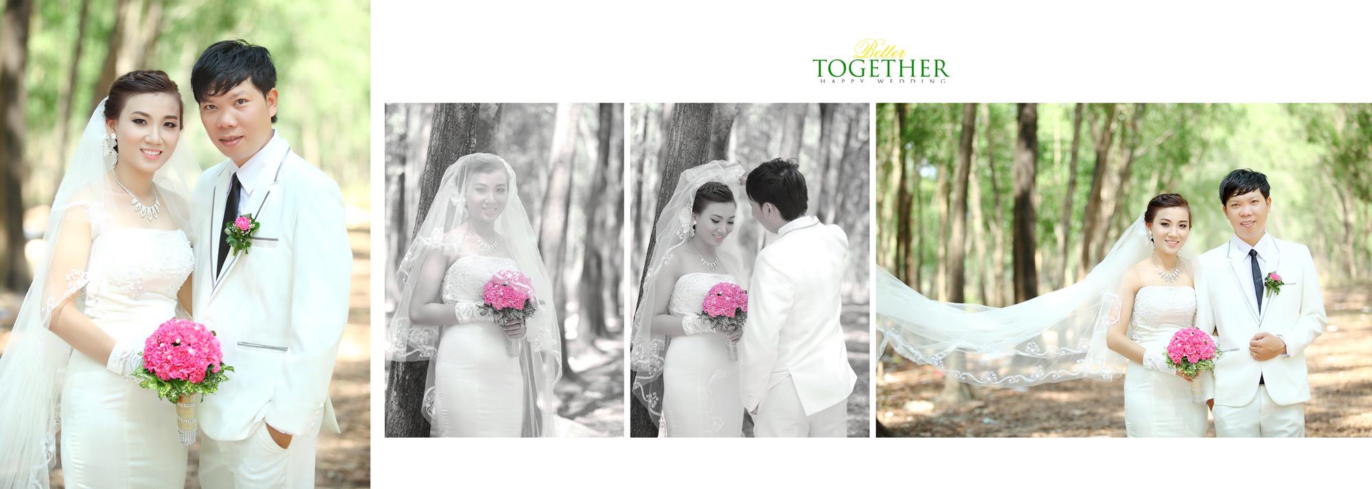 Album chụp hình cưới Trung và Diễm 5