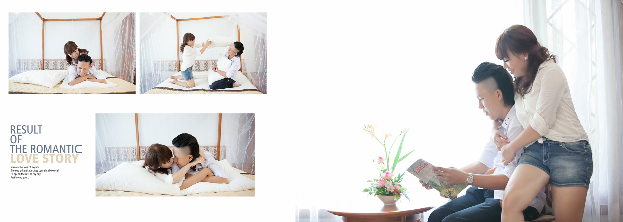 Chụp hình cưới ngoại cảnh phước long, bình phước - Sang & An 12
